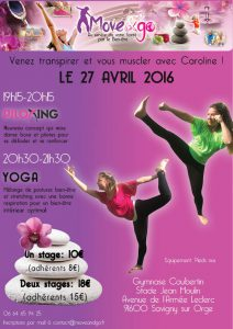 08 Stage Piloxing Yoga 27 avr 16