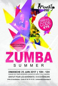 Flyer Stage Zumba Summer juin2017-2