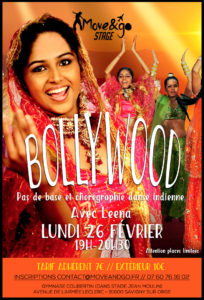 Flyer Stage Bollywood