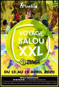 04 Séjour Salou XXL Zumba 13-19 avril 2020