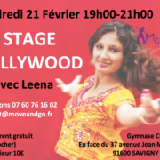 Flyer Stage Bollywood 210220