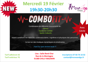 Flyer Stage Combo Fit 190220