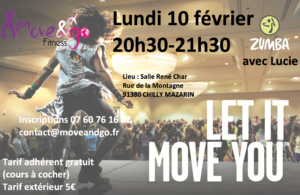 Flyer Stage Zumba 100220