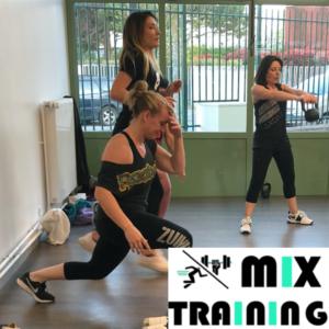 image Mix Training
