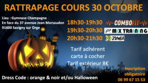 Rattrapage cours 301020