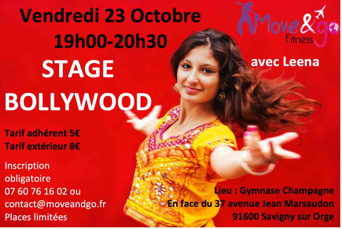 Stage Bollywood 231020